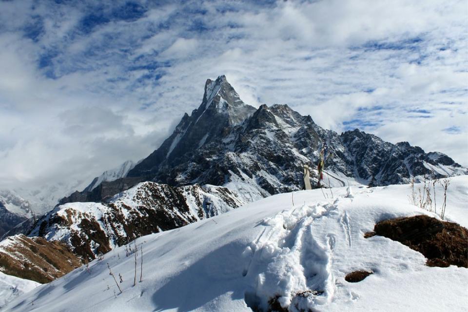 Trek de Mardi Himal