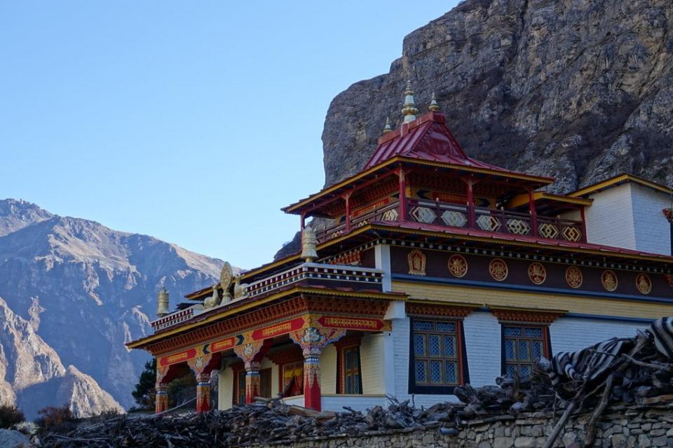 Tour des Annapurna via Naar Phu