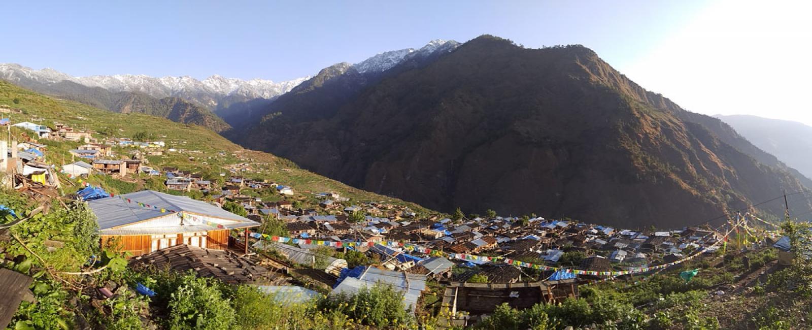 Vallee de Tamang